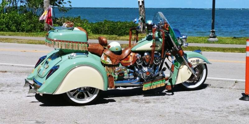 2016 Indian Chief for sale at CARuso Classic Cars in Tampa FL