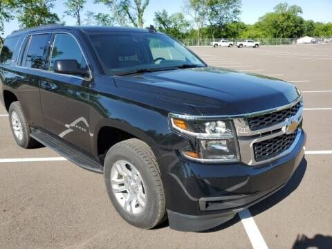 2019 Chevrolet Tahoe for sale at CON ALVARO ¡TODOS CALIFICAN!™ in Columbia TN