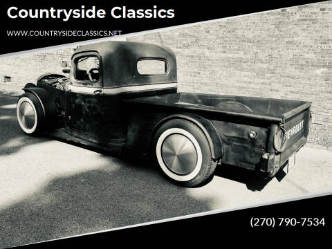 1938 Chevrolet 3100 for sale at Countryside Classics in Russellville KY