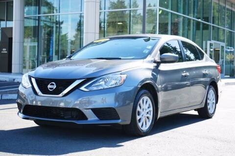 2019 Nissan Sentra for sale at Jeremy Sells Hyundai in Edmonds WA