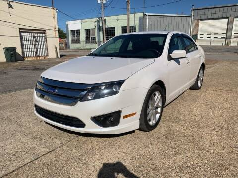 2012 Ford Fusion for sale at Memphis Auto Sales in Memphis TN