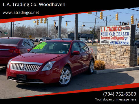 2010 Mercury Milan for sale at L.A. Trading Co. Woodhaven - L.A. Trading Co. Detroit in Detroit MI