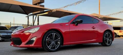2013 Scion FR-S for sale at Elite Motors in El Paso TX