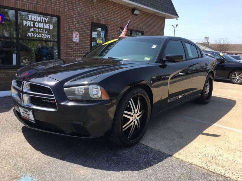 2014 Dodge Charger for sale at Bankruptcy Car Financing in Norfolk VA