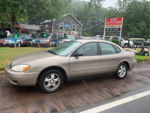 2004 Ford Taurus for sale at Korz Auto Farm in Kansas City KS