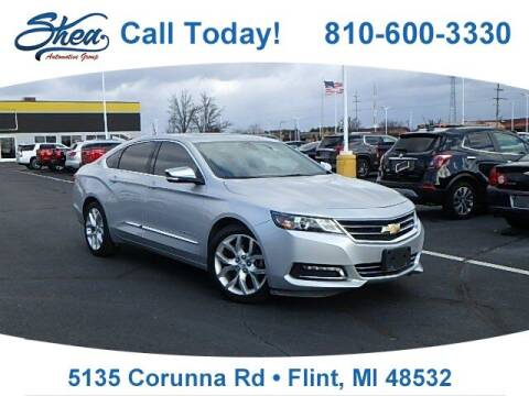 2016 Chevrolet Impala for sale at Jamie Sells Cars 810 in Flint MI