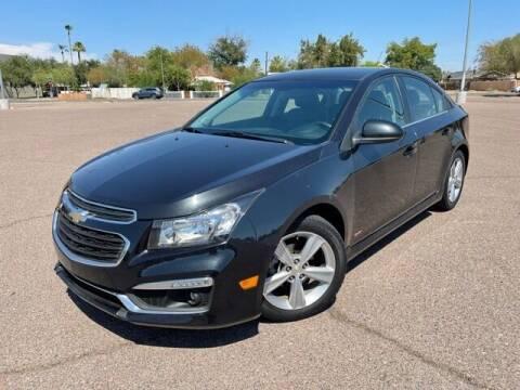 2015 Chevrolet Cruze for sale at DR Auto Sales in Glendale AZ