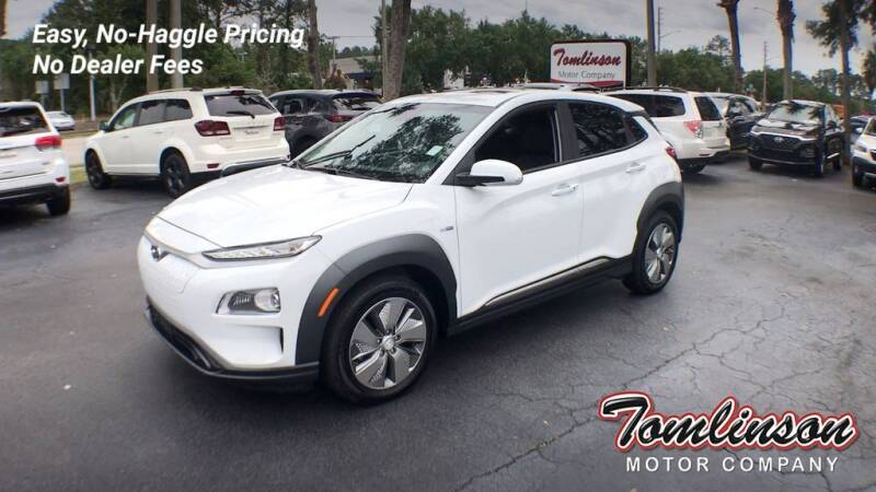 2020 Hyundai Kona EV for sale in Gainesville, FL