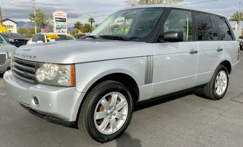 2006 Land Rover Range Rover for sale at Charlie Cheap Car in Las Vegas NV