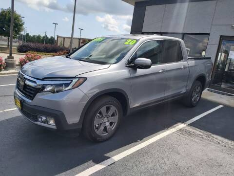 2020 Honda Ridgeline for sale at GS AUTO SALES INC in Milwaukee WI