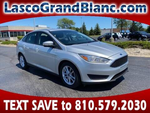2016 Ford Focus for sale at LASCO FORD in Fenton MI