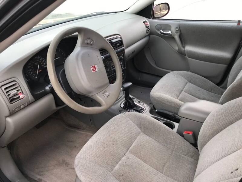 2001 Saturn L-Series L200 4dr Sedan - Charlotte NC