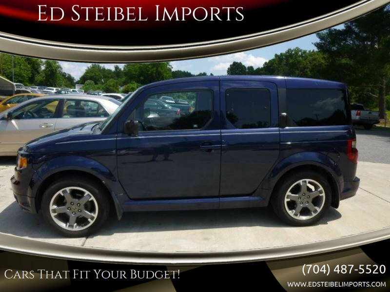 2008 Honda Element for sale at Ed Steibel Imports in Shelby NC