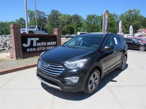2016 Hyundai Santa Fe for sale at J T Auto Group in Sanford NC