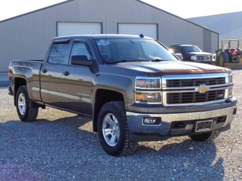 2014 Chevrolet Silverado 1500 for sale at Burkholder Truck Sales LLC (Edina) in Edina MO
