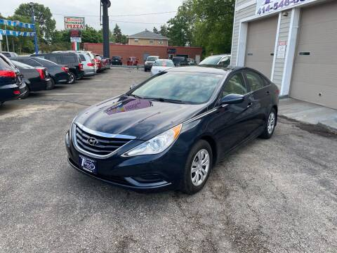 2013 Hyundai Sonata for sale at 1st Quality Auto in Milwaukee WI