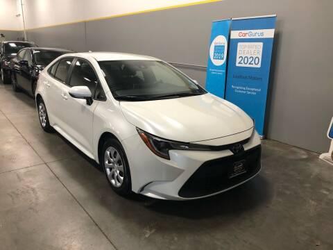 2020 Toyota Corolla for sale at Loudoun Motors in Sterling VA