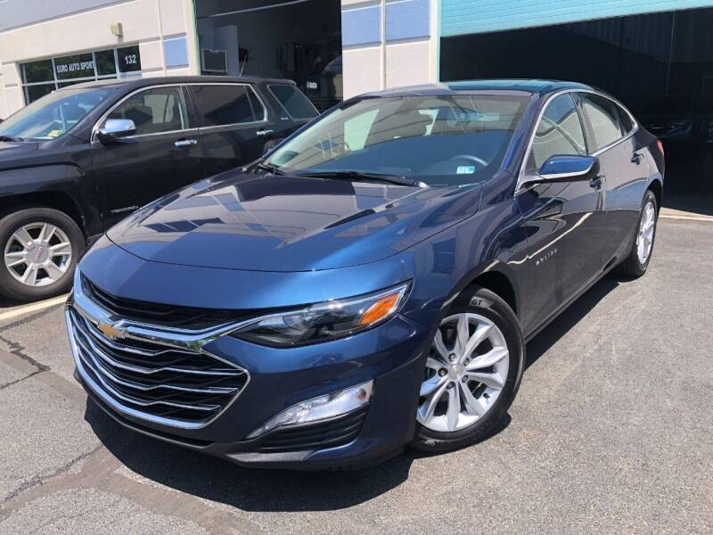 2019 Chevrolet Malibu for sale at Best Auto Group in Chantilly VA