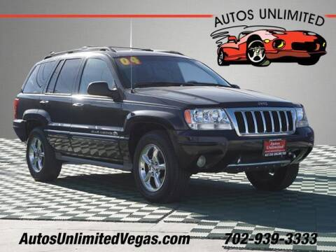 Jeep Grand Cherokee For Sale In Las Vegas Nv Autos Unlimited