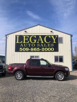 2007 Ford Explorer Sport Trac for sale at Legacy Auto Sales in Toppenish WA