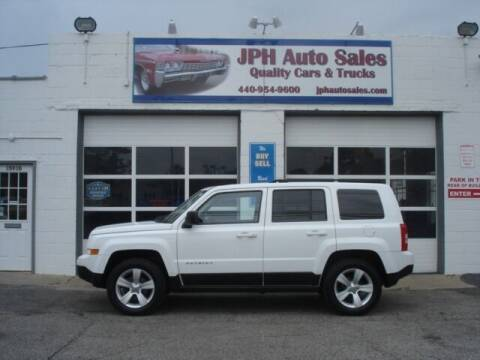 2012 Jeep Patriot for sale at JPH Auto Sales in Eastlake OH