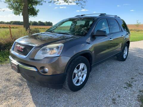 2012 GMC Acadia for sale at BROTHERS AUTO SALES in Hampton IA