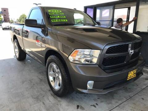 2014 RAM Ram Pickup 1500 for sale at Lucas Auto Center in South Gate CA