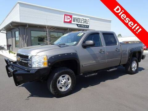 2013 Chevrolet Silverado 2500HD for sale at Wholesale Direct in Wilmington NC