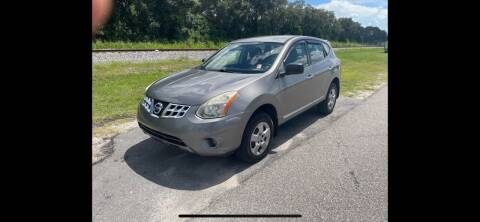 2011 Nissan Rogue for sale at A4dable Rides LLC in Haines City FL