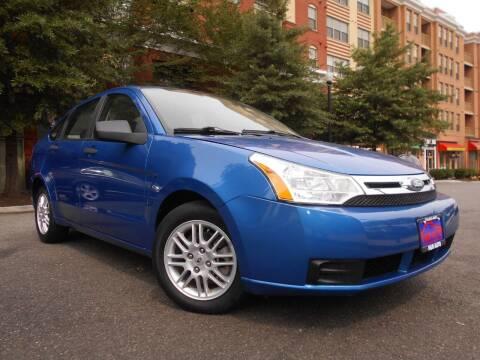 2011 Ford Focus for sale at H & R Auto in Arlington VA