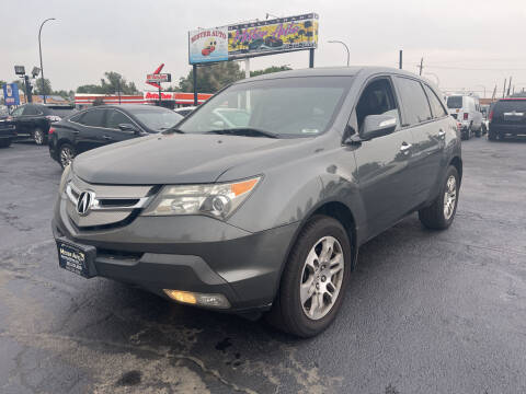 2008 Acura MDX for sale at Mister Auto in Lakewood CO