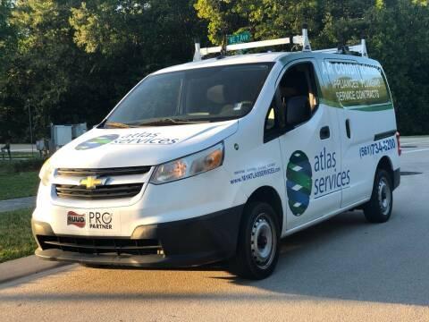 2015 Chevrolet City Express Cargo for sale at L G AUTO SALES in Boynton Beach FL