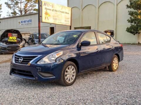 2019 Nissan Versa for sale at Nu-Way Auto Ocean Springs in Ocean Springs MS