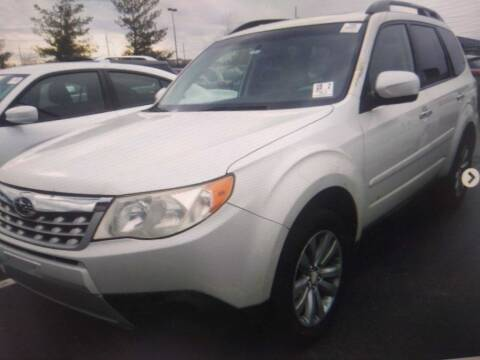 2011 Subaru Forester for sale at Jak's Preowned Autos in Saint Joseph MO