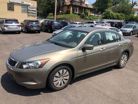 2008 Honda Accord for sale at Fellini Auto Sales & Service LLC in Pittsburgh PA