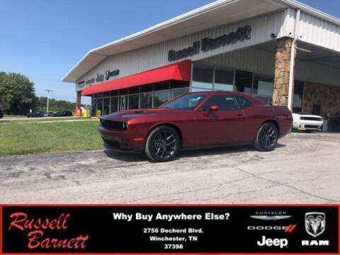 2019 Dodge Challenger for sale at Russell Barnett Chrysler Dodge Jeep Ram in Winchester TN