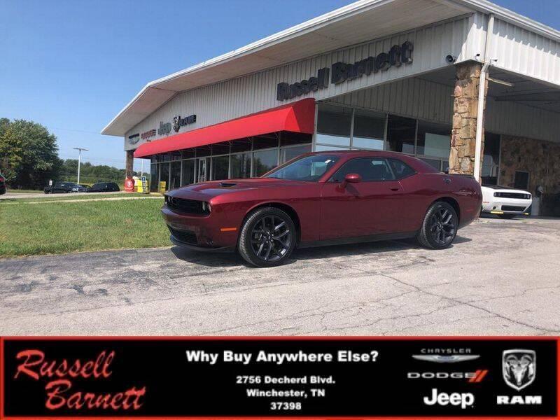 2019 Dodge Challenger for sale at Russell Barnett Chrysler Dodge Jeep Ram in Winchester TN