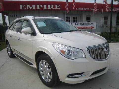 2014 Buick Enclave for sale at Empire Automotive Group Inc. in Orlando FL