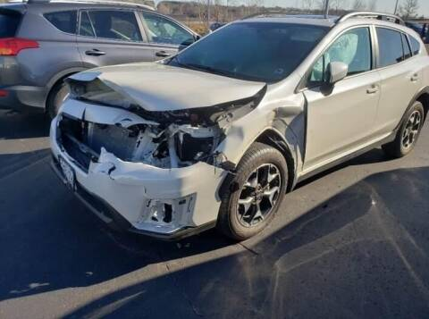2020 Subaru Crosstrek for sale at CousineauCrashed.com in Weston WI