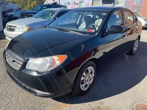 2009 Hyundai Elantra for sale at Turner's Inc - Main Avenue Lot in Weston WV