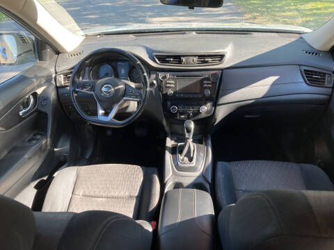 2017 Nissan Rogue for sale at BELOW BOOK AUTO SALES in Idaho Falls ID