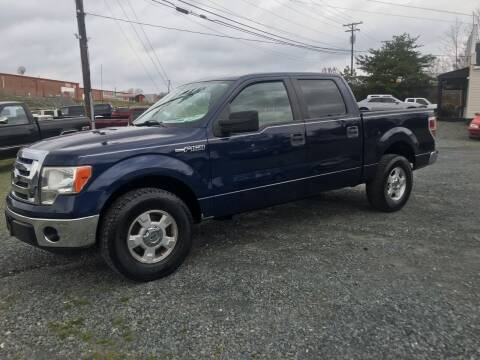 2012 Ford F-150 for sale at Clayton Auto Sales in Winston-Salem NC