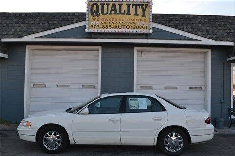 2004 Buick Regal for sale at Quality Pre-Owned Automotive in Cuba MO