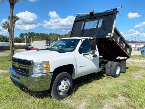 2011 Chevrolet Silverado 3500HD for sale at Scruggs Motor Company LLC in Palatka FL