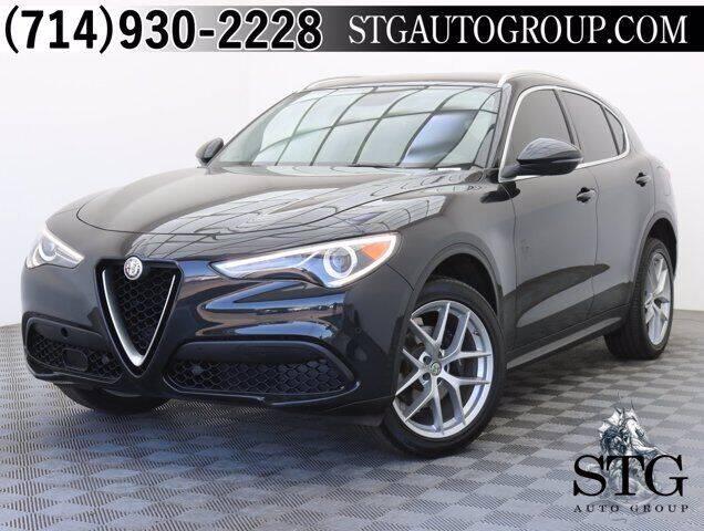 2018 Alfa Romeo Stelvio for sale in Garden Grove, CA