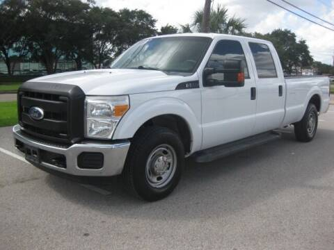 2012 Ford F-250 Super Duty for sale at T.S. IMPORTS INC in Houston TX