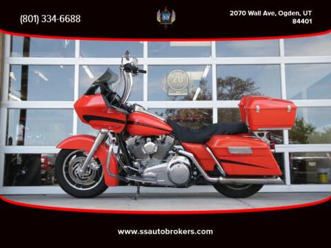 2007 Harley-Davidson FLTR Road Glide for sale at S S Auto Brokers in Ogden UT
