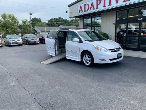2006 Toyota Sienna for sale at Adaptive Mobility Wheelchair Vans in Seekonk MA