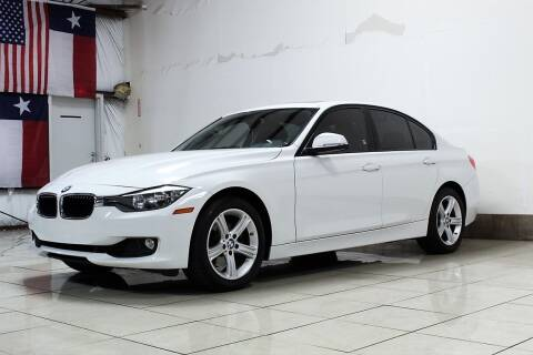 2015 BMW 3 Series for sale at ROADSTERS AUTO in Houston TX