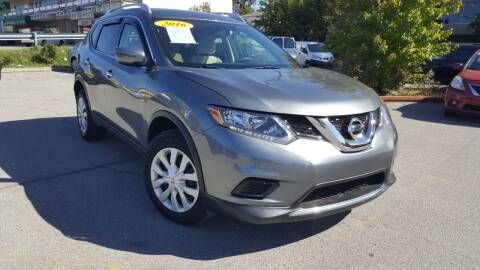 2016 Nissan Rogue for sale at A & A IMPORTS OF TN in Madison TN